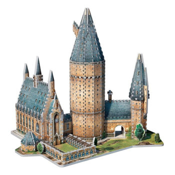 Palapeli Harry Potter - Hogwarts Great Hall 3D