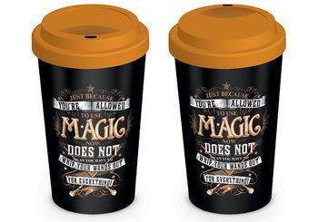 Caneca De Vagem Harry Potter - Magic
