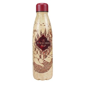 Bottle Harry Potter - Marauders Map