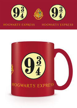 Muki Harry Potter - Platform 9 3/4 Hogwarts Express