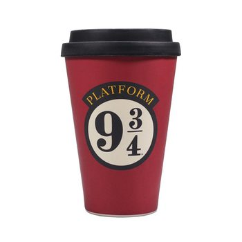 Eco mug Harry Potter - Platform 9 3/4