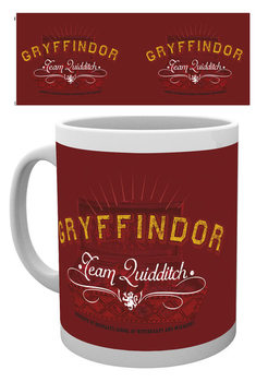 Mug Harry Potter - Quidditch Crest
