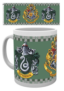 Cup Harry Potter - Slytherin Crest