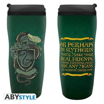 Travel mug Harry Potter - Slytherin