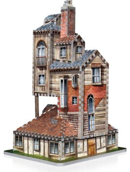 Palapeli Harry Potter - The Burrow (Weasley Family Home) 3D