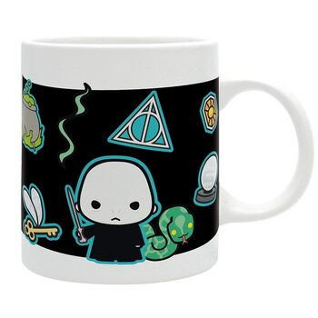Caneca Harry Potter - Voldemort (Chibi)