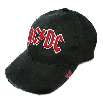 Hattu  AC/DC - Red Logo
