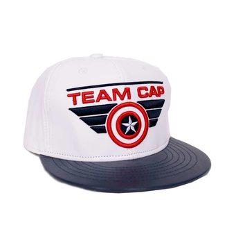 Hattu Captain America - Team Cap