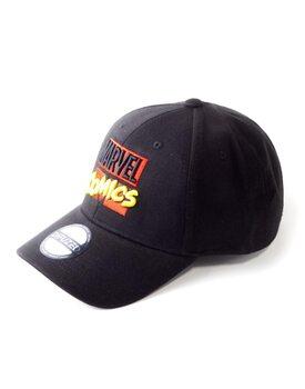 Hattu Marvel Comics - 3D Logo