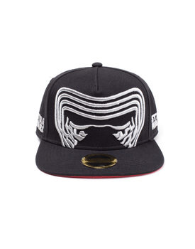Hattu Star Wars The Last Jedi - Kylo Ren Inspired Mask Snapback