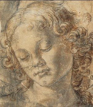 Head of an Angel Reproduction