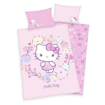 Bed sheets Hello Kitty