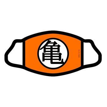 Vaatteet Hengityssuojaimet - Dragon Ball - Kame Symbol