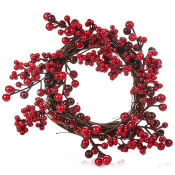 Wreath Berries, 28 cm Home Decor