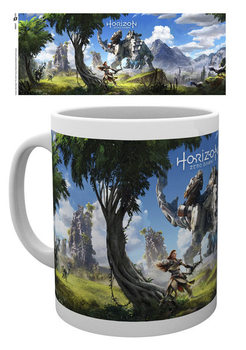 Cup Horizon Zero Dawn - Key Art