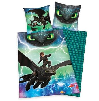 Bed linen How To Train Your Dragon