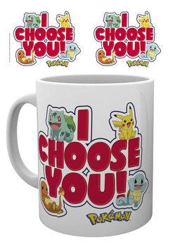 Caneca I Choose You