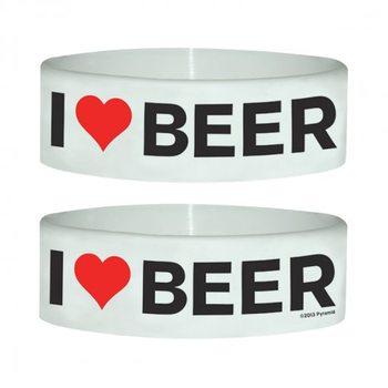 I LOVE BEER Bracelet