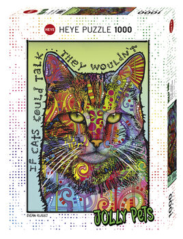 Puzzle If Cats Could Talk