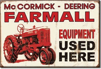 Íman FARMALL - used here