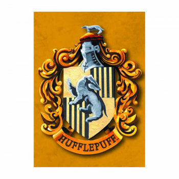 Íman  Harry Potter – Hufflepuff