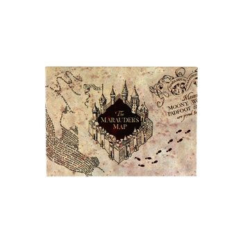 Íman Harry Potter - Marauders Map