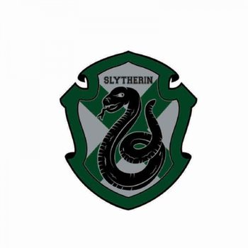 Íman  Harry Potter - Slytherin Crest
