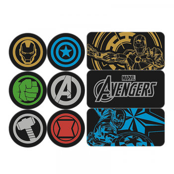 Íman  Marvel - Avengers
