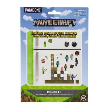 Íman Minecraft - Build a Level