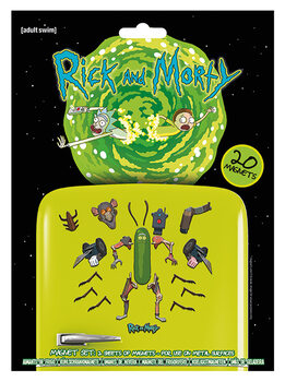 Íman Rick and Morty - Weaponize The Pickle