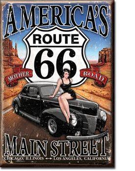 Íman Route 66 - America's Main Street