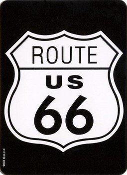 Íman ROUTE 66 - another