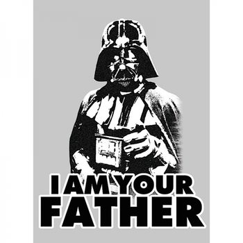 Íman  Star Wars - I Am Your Father
