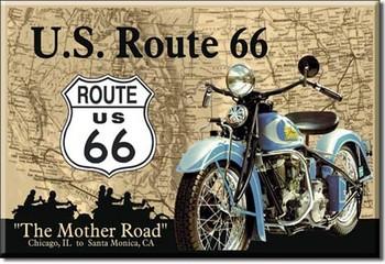 Íman U.S. - route 66