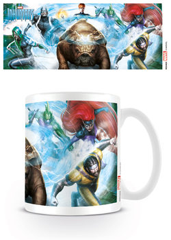 Mug Inhumans - Team