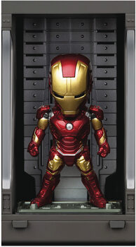 Hahmo Iron Man 3 - Iron Mark XLIII with Hall of Armor
