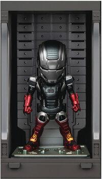 Figura Iron Man 3 - Iron Mark XXII with Hall of Armor