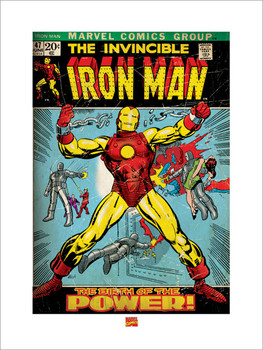 Iron Man  Reproduction