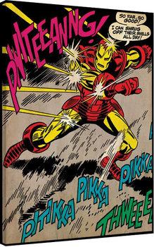 Iron Man - So Far So Good Canvas Print