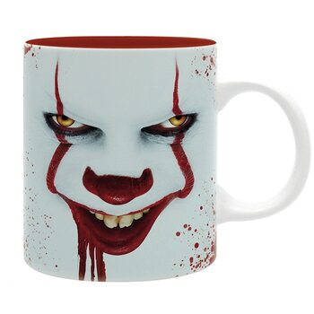 Caneca IT - Pennywise & balloons