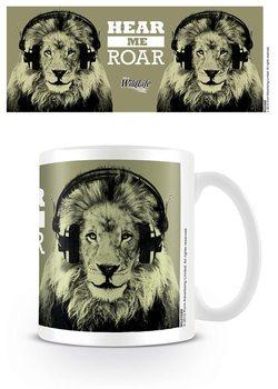 Cup It's A WildLife - Spencer Hear Me Roar