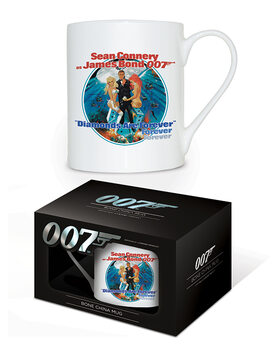Mug James Bond - Diamonds Are Forever