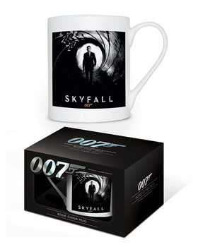 Caneca James Bond: Skyfall - Bone China Mug