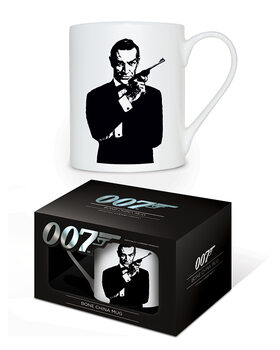 Cup James Bond - The Name Is...