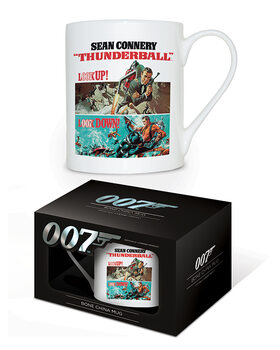 Mug James Bond - Thunderball