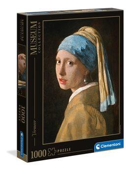 Palapeli Jan Vermeer - Girl With a Pearl Earring