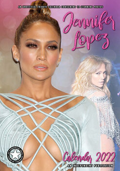 Calendar 2022 Jennifer Lopez