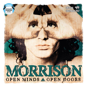 Calendar 2021 Jim Morrison
