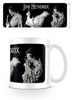 Cup Jimi Hendrix - Triptych