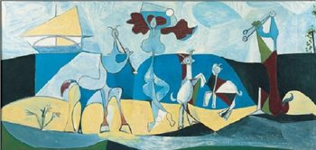 Joy of Life, 1946 Reproduction d'art